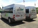 Frota da GW Transportes